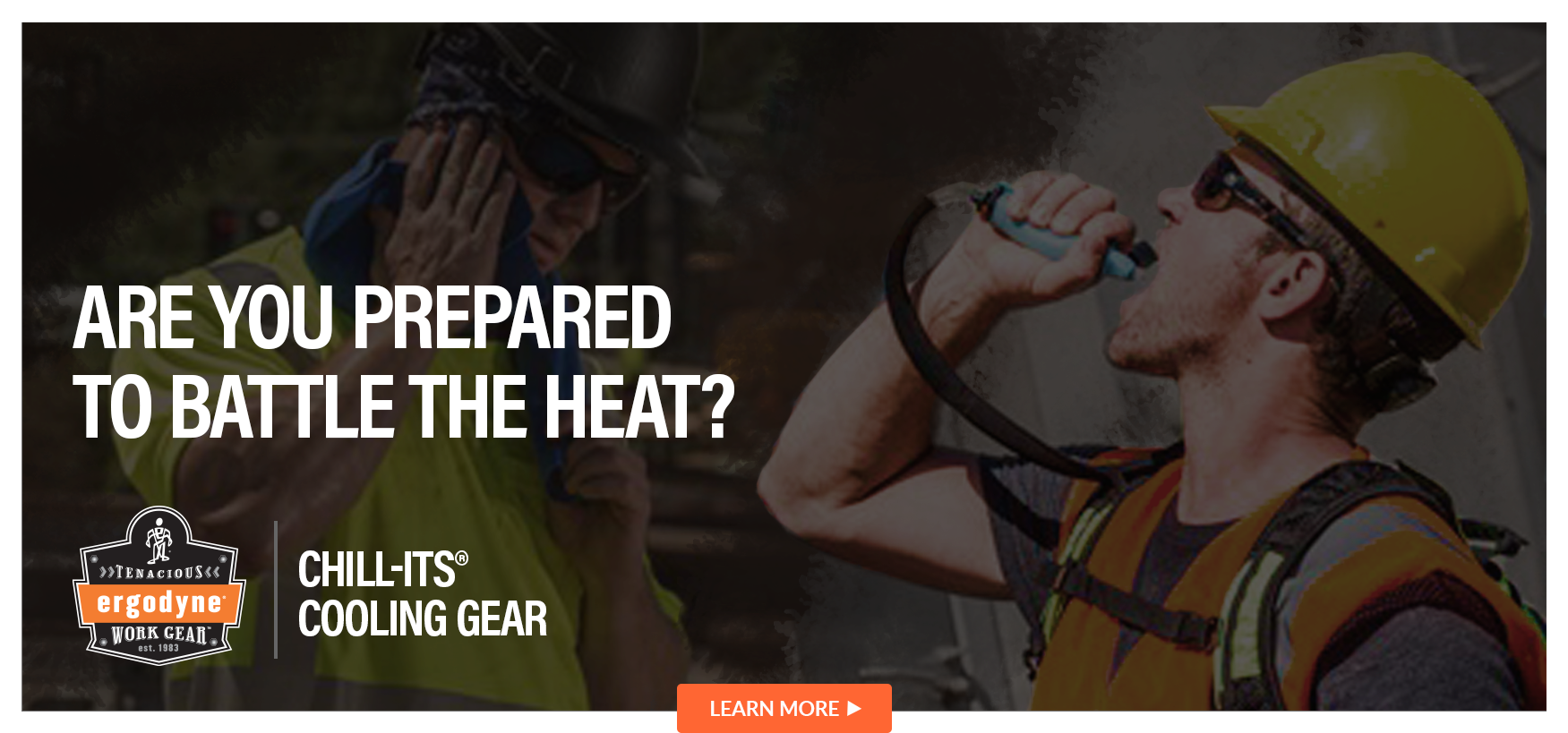 Ergodyne Heat Stress Items