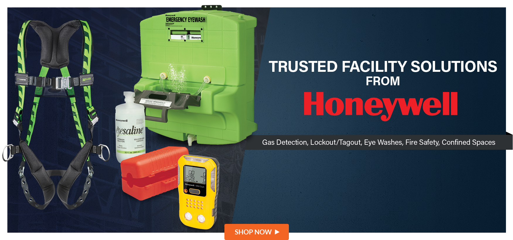 Trusted Facility Solutions from Honeywell