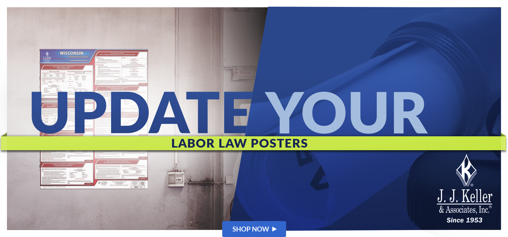 It's time to update your Labor Law Posters