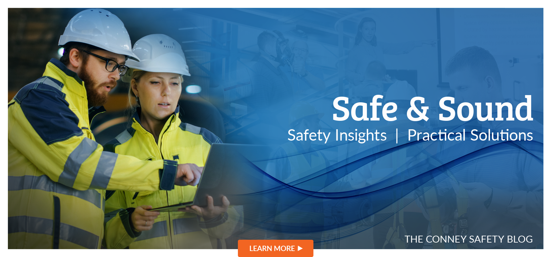 The Conney Safety Blog - Safe and Sound