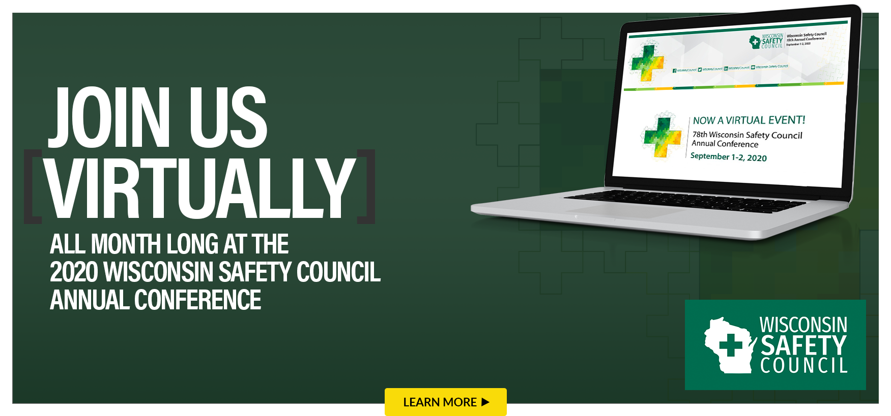 Join Us at the Wisconsin Safety Council Annual Conference Virtually