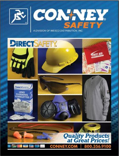Direct Safety Catalog Cover