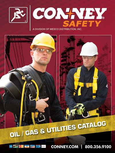 Oil, Gas & Utilities Catalog Cover